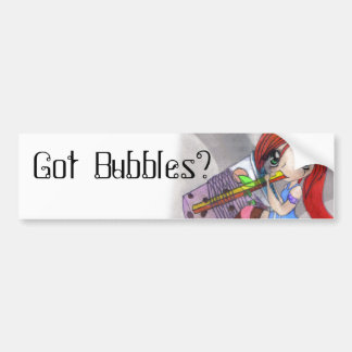 Got Bubbles Bubble Tea Bumber Sticker