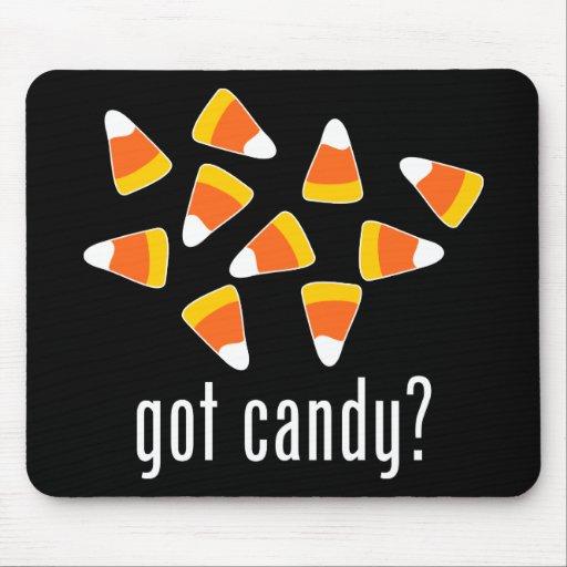 got candy? (Candy Corn) Mousepads