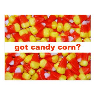 got candy corn? Postcard