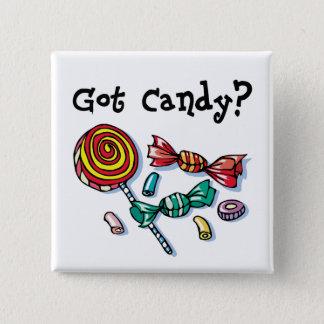 Got Candy Halloween Buttons
