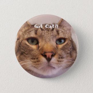 Got Cat 2 Inch Round Button
