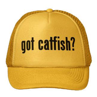 got catfish? mesh hats
