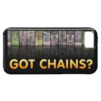 Got Chains? iPhone 5 Cover
