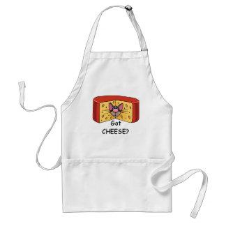 Got Cheese? apron