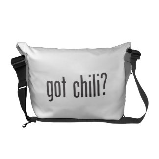 got chili messenger bag