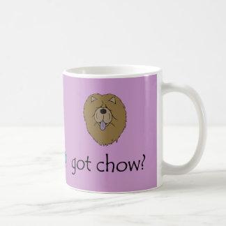Got Chow? Coffee Mug