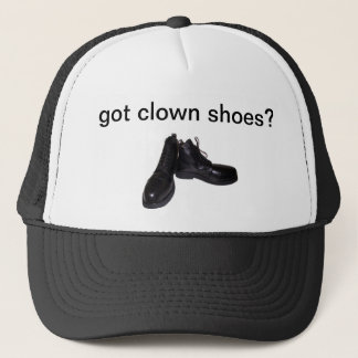 got clown shoes? hat