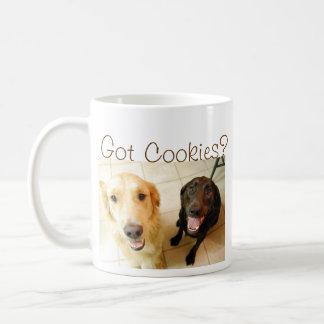 Got Cookies? Basic White Mug