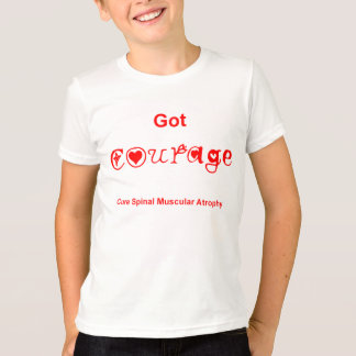 Got Courage - Red T-Shirt