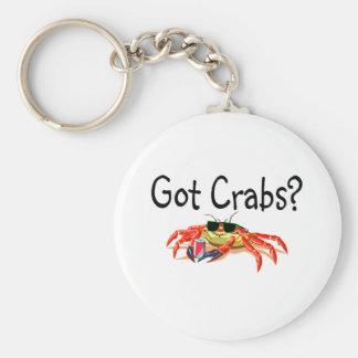 Got Crabs Keychain