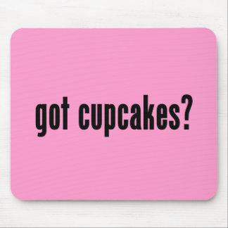 got cupcakes? mouse pad