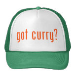 got curry? trucker hat