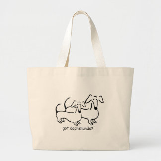 got dachshunds? Tote Bag
