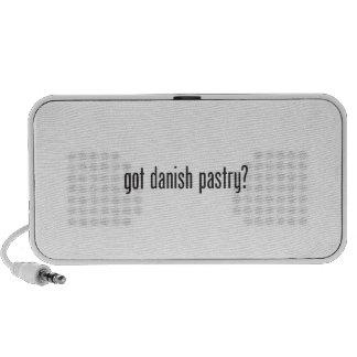 got danish pastry speaker system