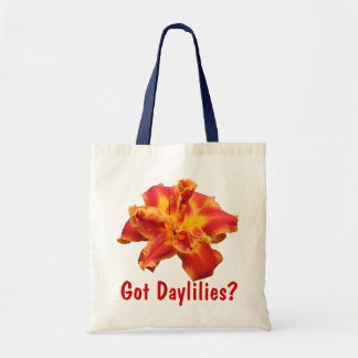 GOT DAYLILIES? TOTE