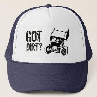 Got Dirt? Sprint Car Trucker Hat