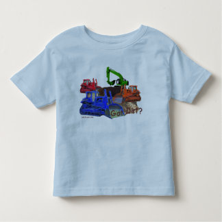 Got dirt? Toddler Tee Shirt