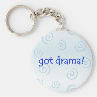 got drama? Keychain