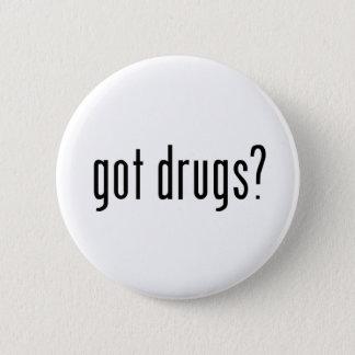 got drugs? 2 inch round button
