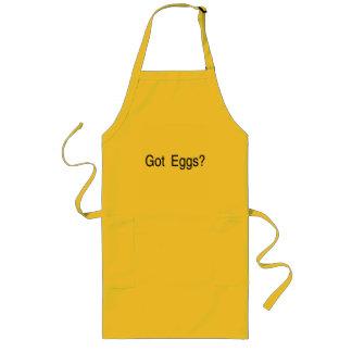 Got Eggs Long Apron