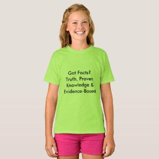 Got Facts? Fun definitions T-Shirt