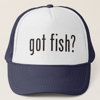 got fish? trucker hat