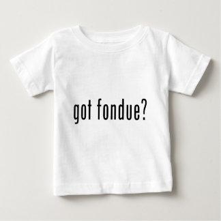 got fondue? baby T-Shirt