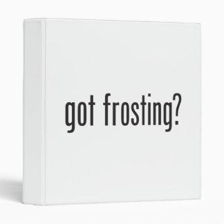 got frosting binders