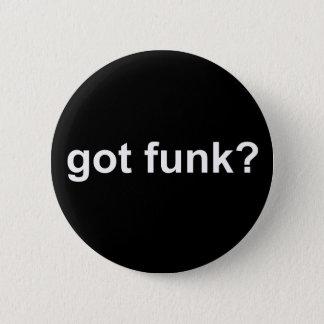Got Funk Black 2 Inch Round Button