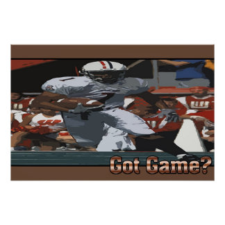 Got Game 1 Poster