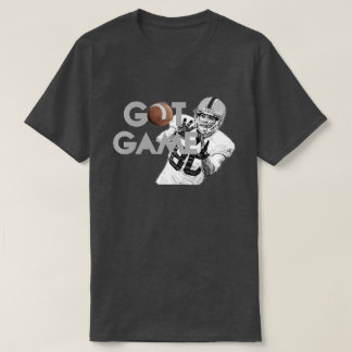 Got Game Football T-Shirt