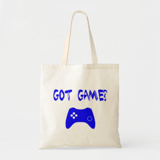 Got Game?  Funny Gamer Tote Bag
