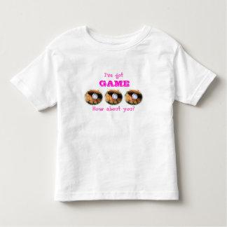 Got Game Girls Baseball T-Shirt