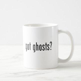 Got Ghosts? Coffee Mug