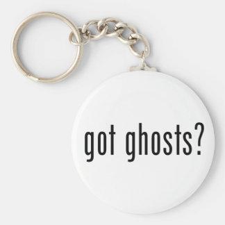 Got Ghosts? Keychain