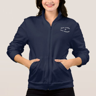 Got God? Got Jesus? Women's Jogger Jacket