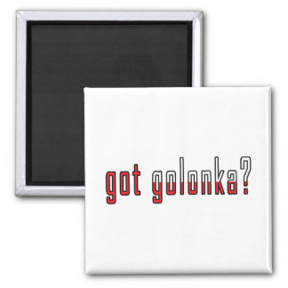 got golonka? Flag Magnet