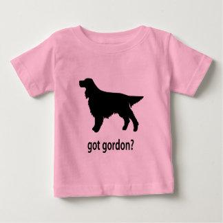 Got Gordon Setter Baby T-Shirt