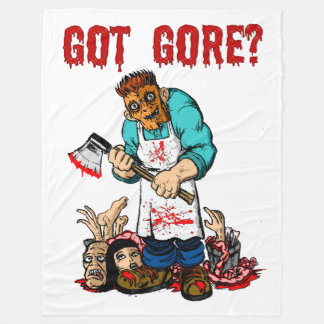 GOT GORE FLEECE BLANKET