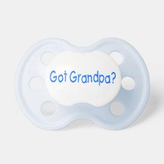Got Grandpa Pacifier