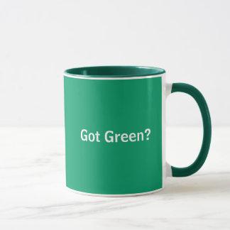 """Got Green"" Environmental Mug"
