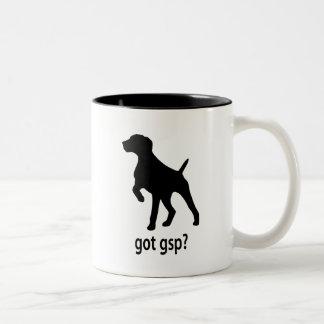Got GSP Two-Tone Coffee Mug