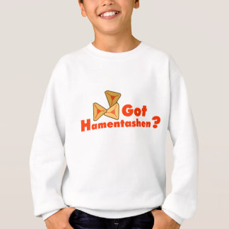Got Hamentashen? Kids' Sweatshirts