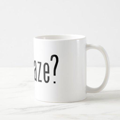 got haze? mugs