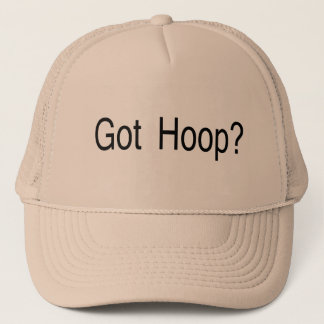 Got Hoop Trucker Hat