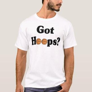 Got Hoops? T-Shirt