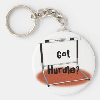Got Hurdle? Keychain