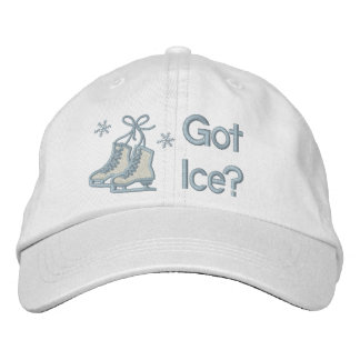 Got Ice? Embroidered Hat