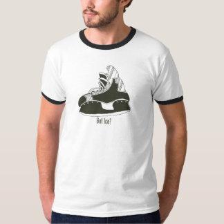 Got Ice? Hockey Skate Classic Ringer T-Shirt