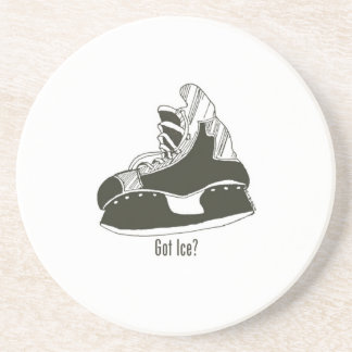 Got Ice? Hockey Skate Drink Coasters